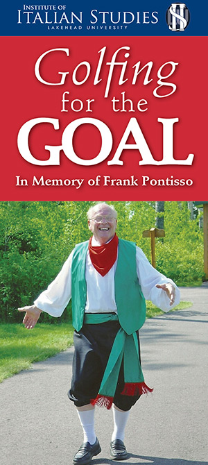 Golf Tournament in memory of Frank Pontisso